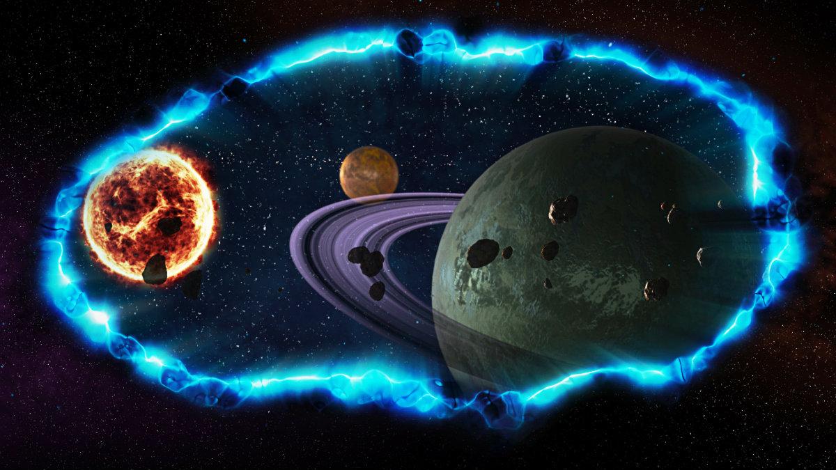 Teoria lui Stephen Hawking, confirmată: găurile negre, portaluri către alte universuri