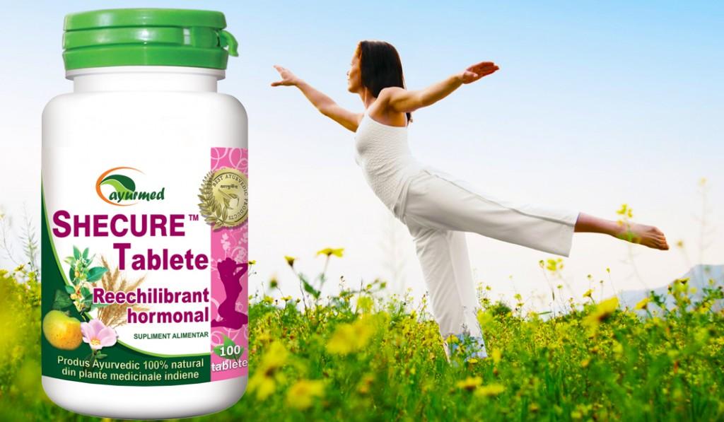 Secom Female hormone blend, capsule | Catena | Preturi mici!