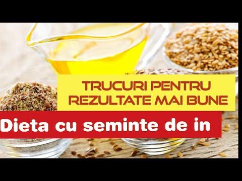 Detoxifiere colon cu faina de in, Detoxifierea colonului cu miere si seminte de in - Revista Teo