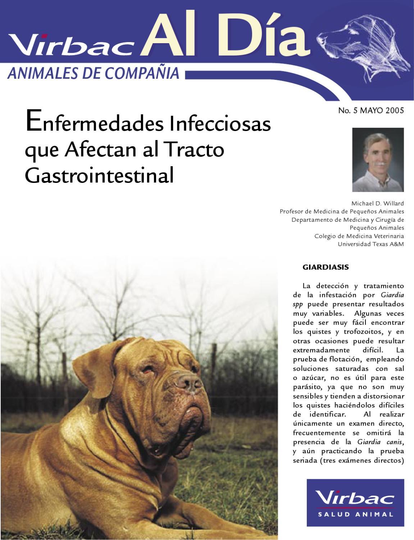 Simptome de parazit uk Vacuna giardia virbac