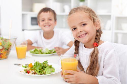 detoxifiere organism copii