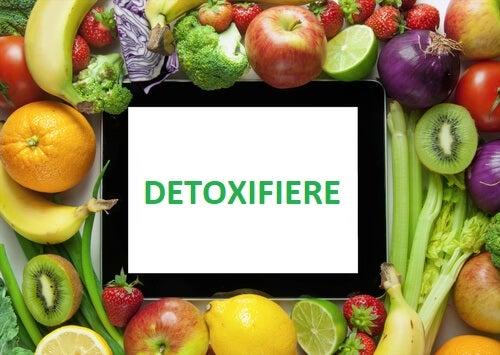 Detoxifierea NutriFitUp – 7 Zile