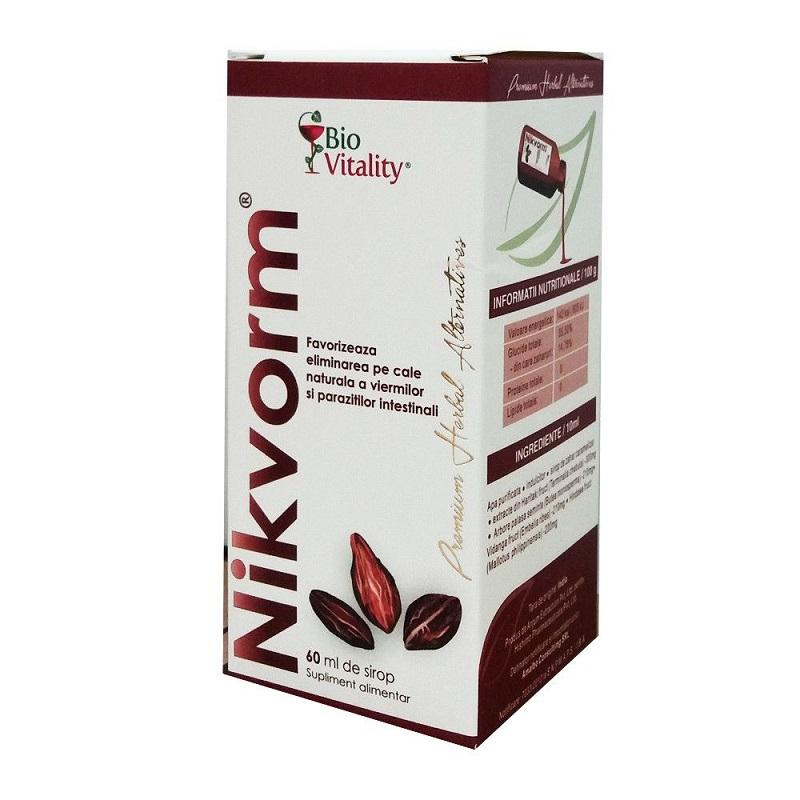 Vermicin Forte, D, 40 capsule, Fares : Farmacia Tei