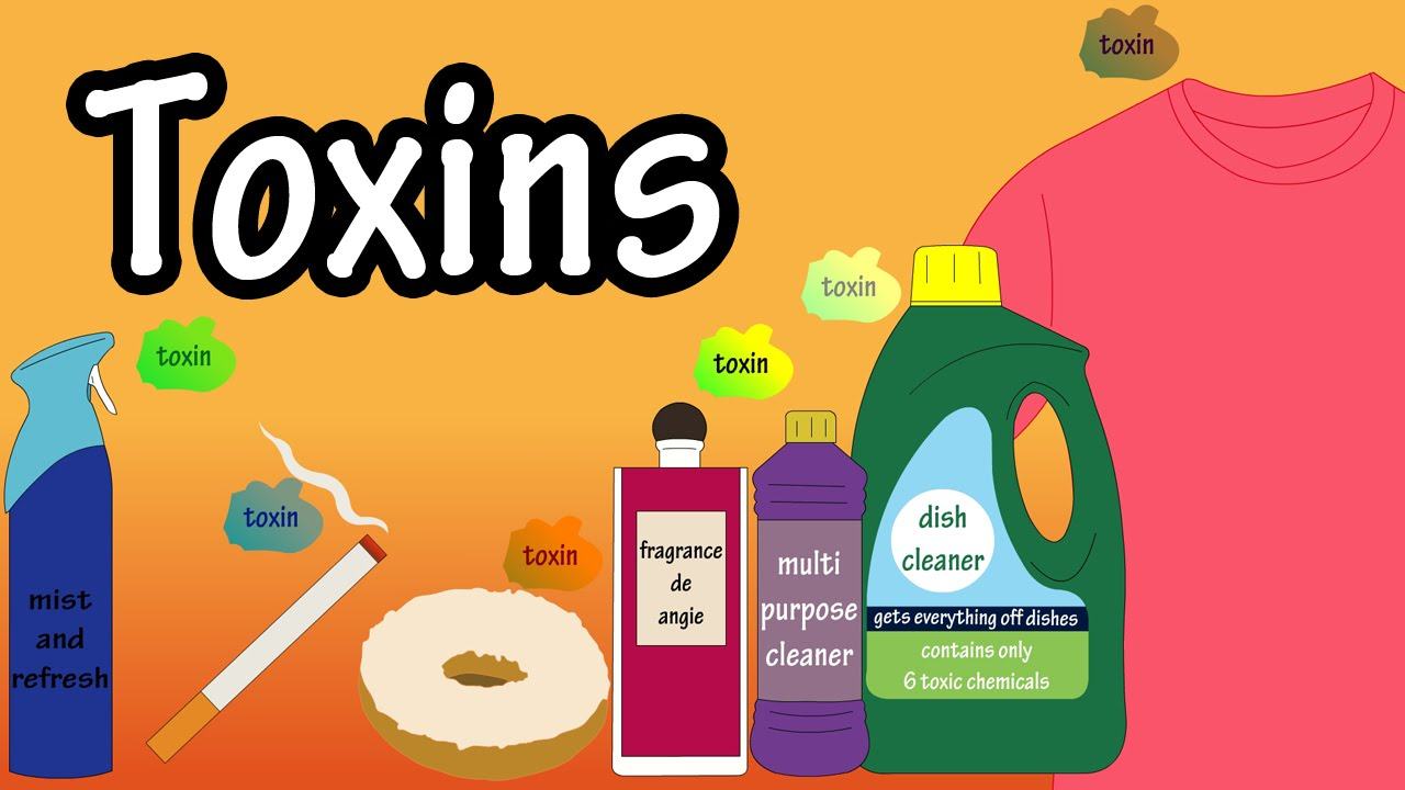 toxin meaning