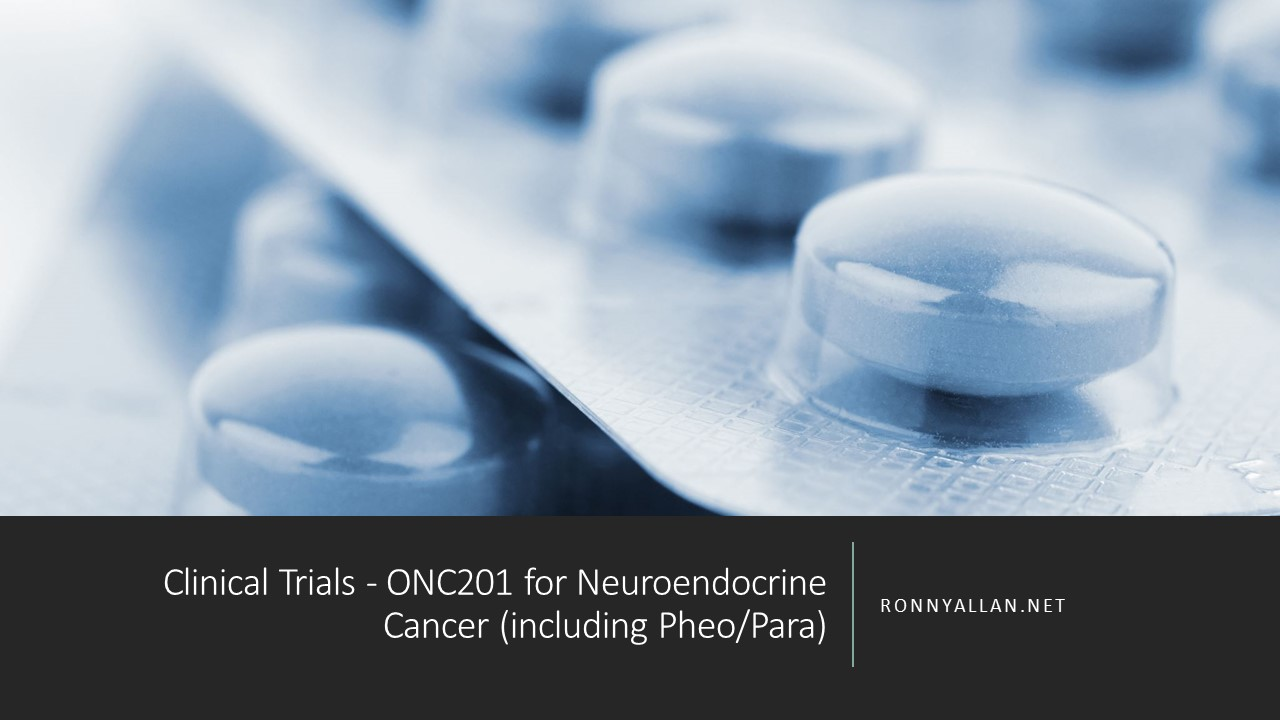 neuroendocrine cancer trials oxiuros en familia