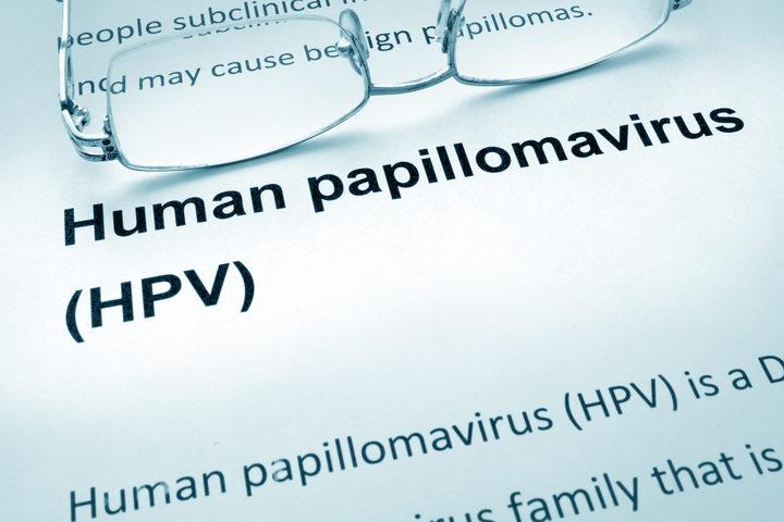Positivo papiloma virus