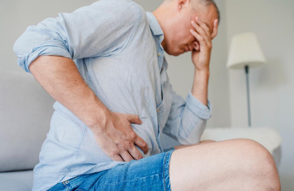 Hiv and bladder problems, Prostatitei cu hiv