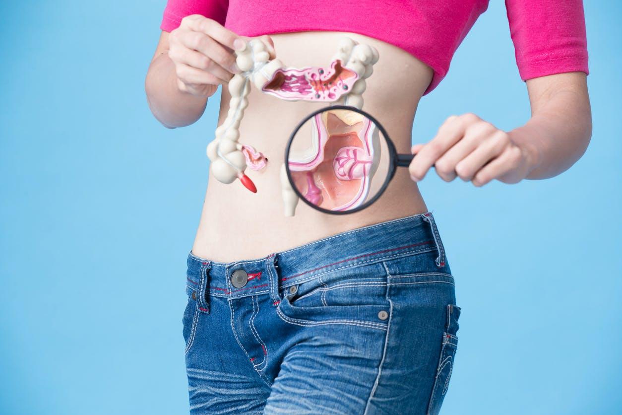 Papillomavirus et douleurs abdominales