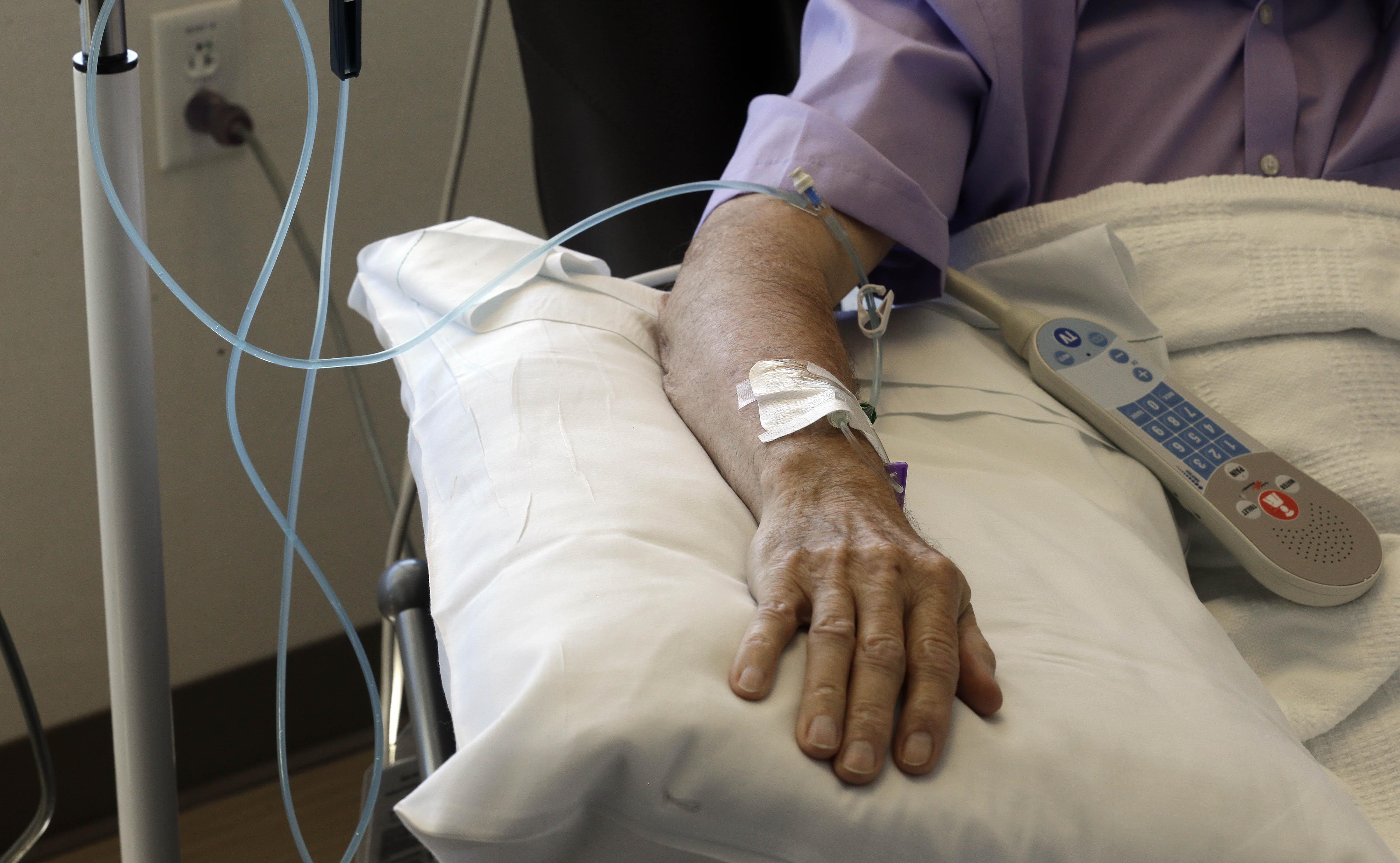 aggressive cancer weeks to live papilloma treatment skin