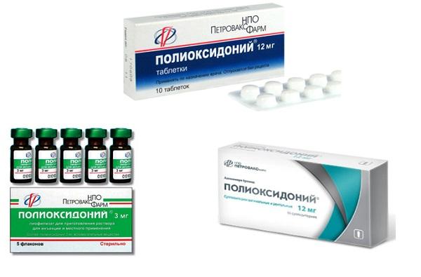 polioxidoniu și condiloame eliminar oxiuros casero