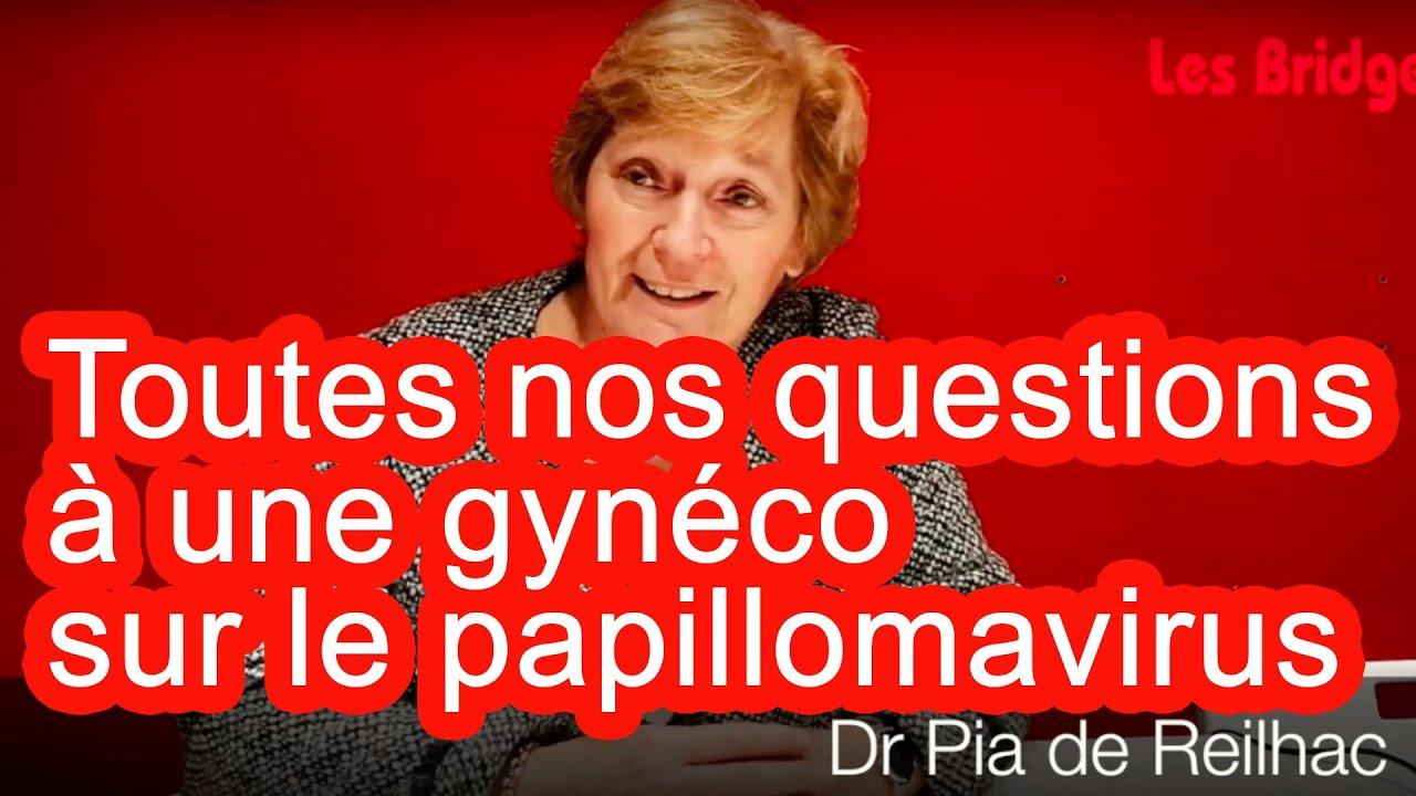 Definition du papillomavirus humain.