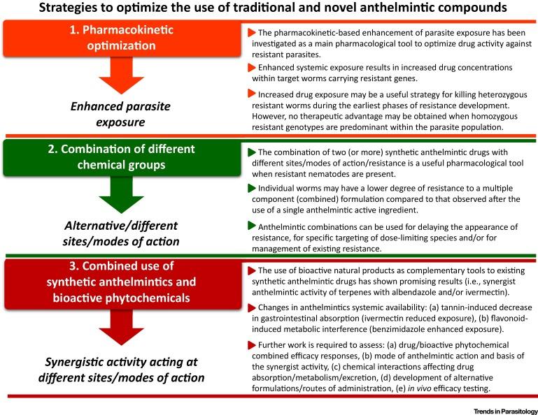 Antihelmintic modern, Antihelmintic cu spectru larg, Tableta cu vierme cu spectru larg