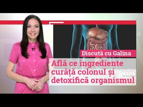 Curatarea colonului si detoxifierea organismului in 7 zile - Carti Minunate