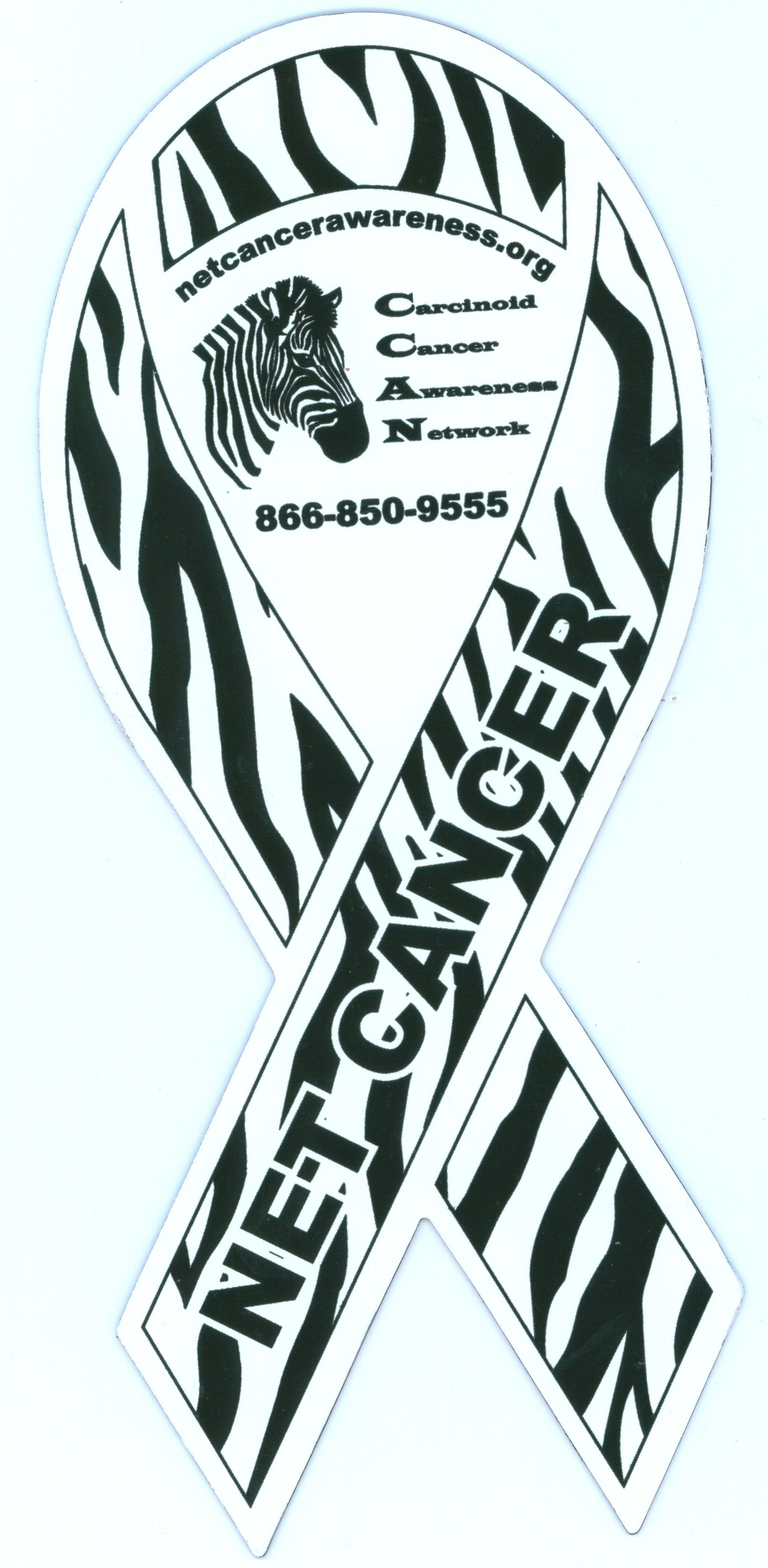 Neuroendocrine cancer zebra - Neuroendocrine cancer awareness network,