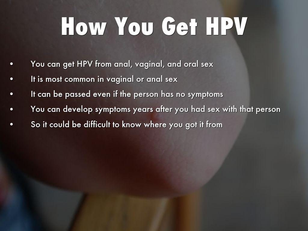 papillomavirus how do you get vindecă paraziții largi