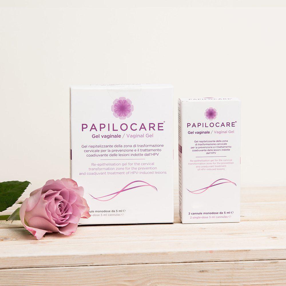 Papilocare Gel vaginal 7 canule - Pret ,99 Lei