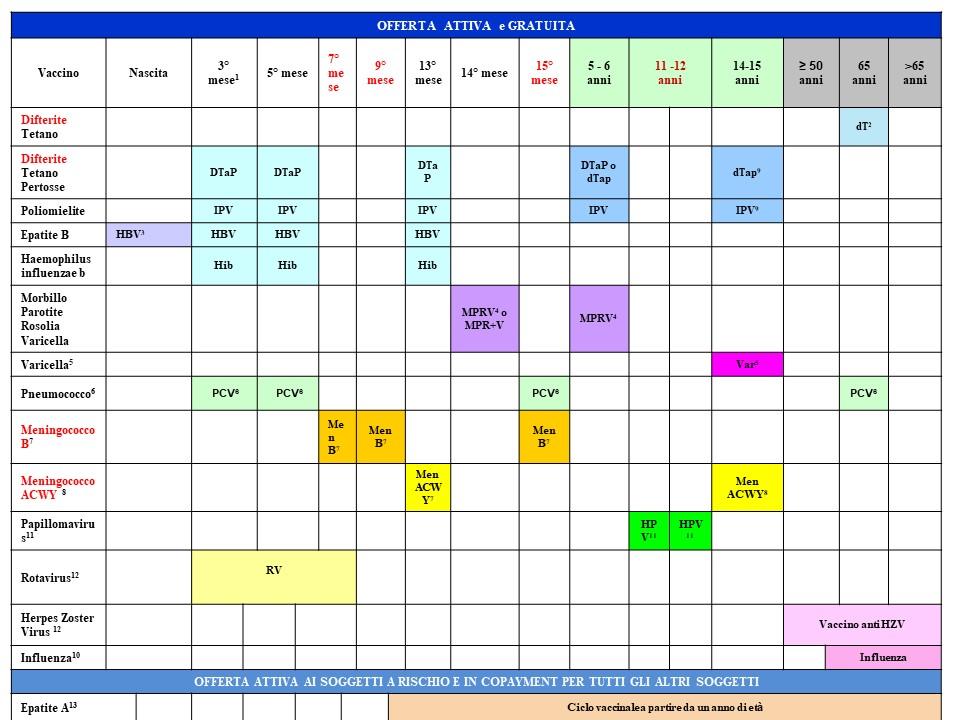 calendario vaccinale papilloma virus papillomavirus et cancer de la gorge