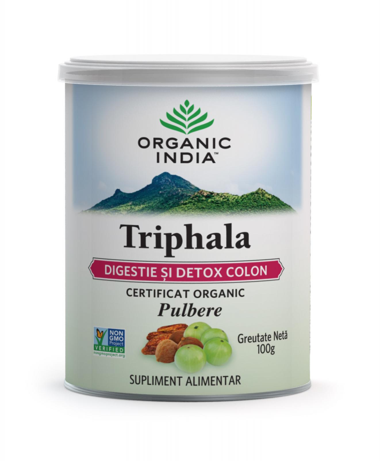 Triphala, cea mai eficienta formula ayurvedica pentru detoxifierea colonului