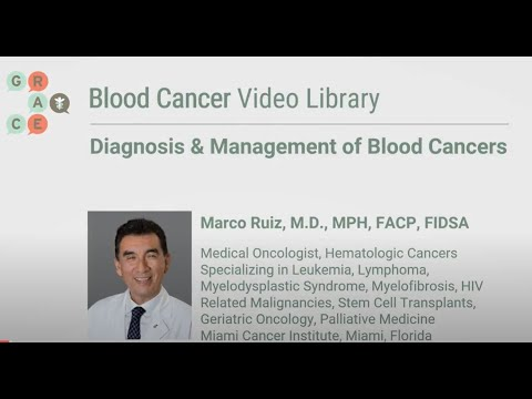 difference between hiv and blood cancer