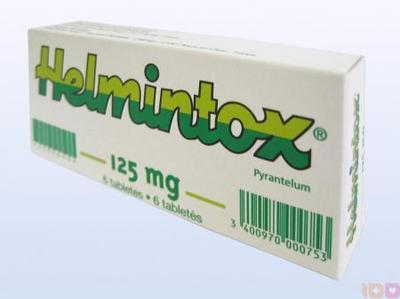 Helmintox sachet