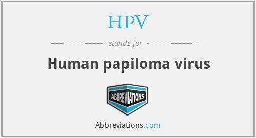 hpv virus in arabic