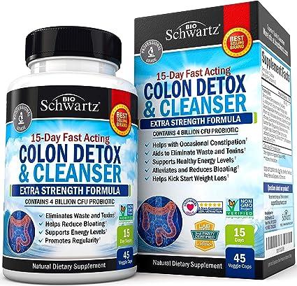meniu dietetic detox colon paraziți în corpul uman, cum să scapi