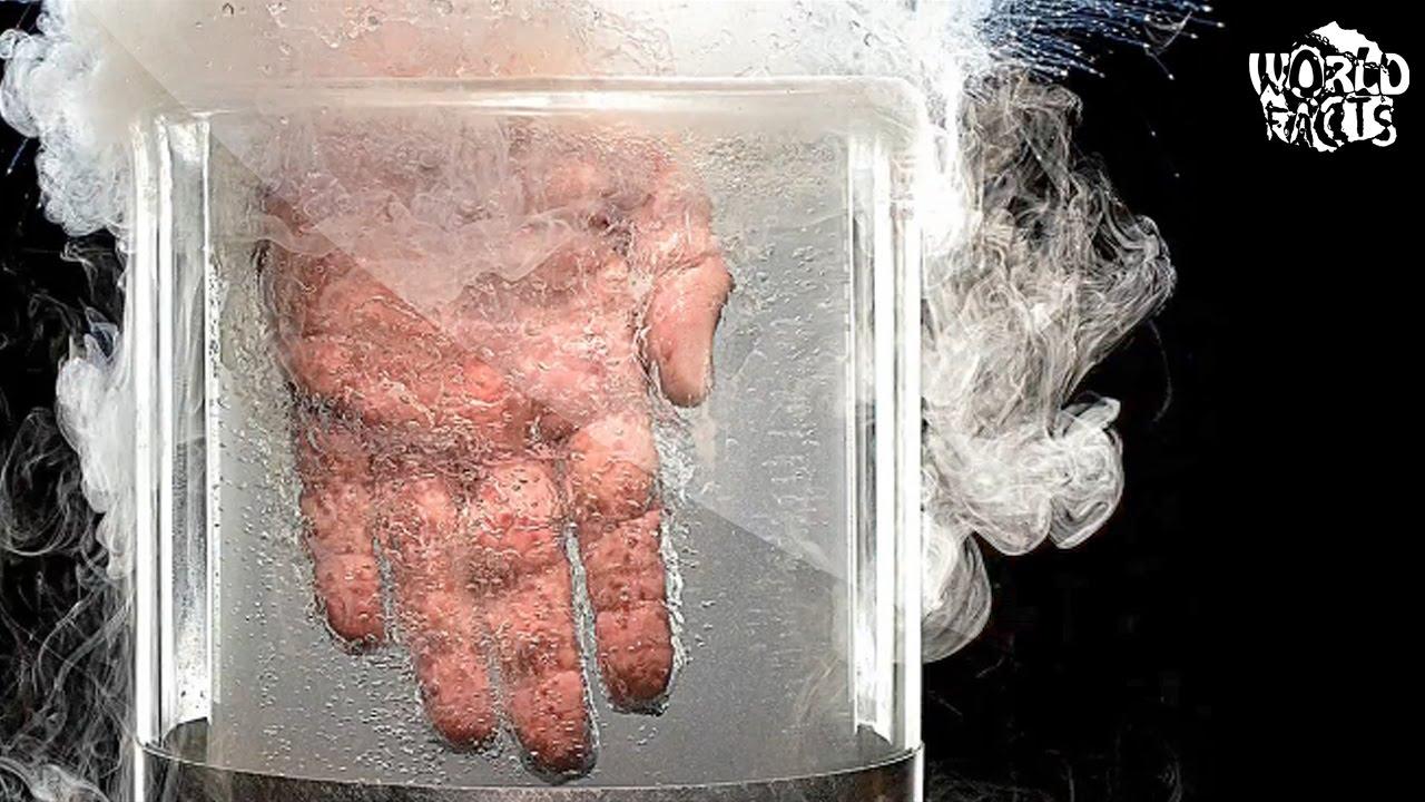 Eliminarea papiloamelor cu azot lichid (criodestrucția) - Negii