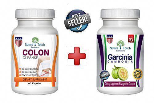 detox de colon sănătos plus