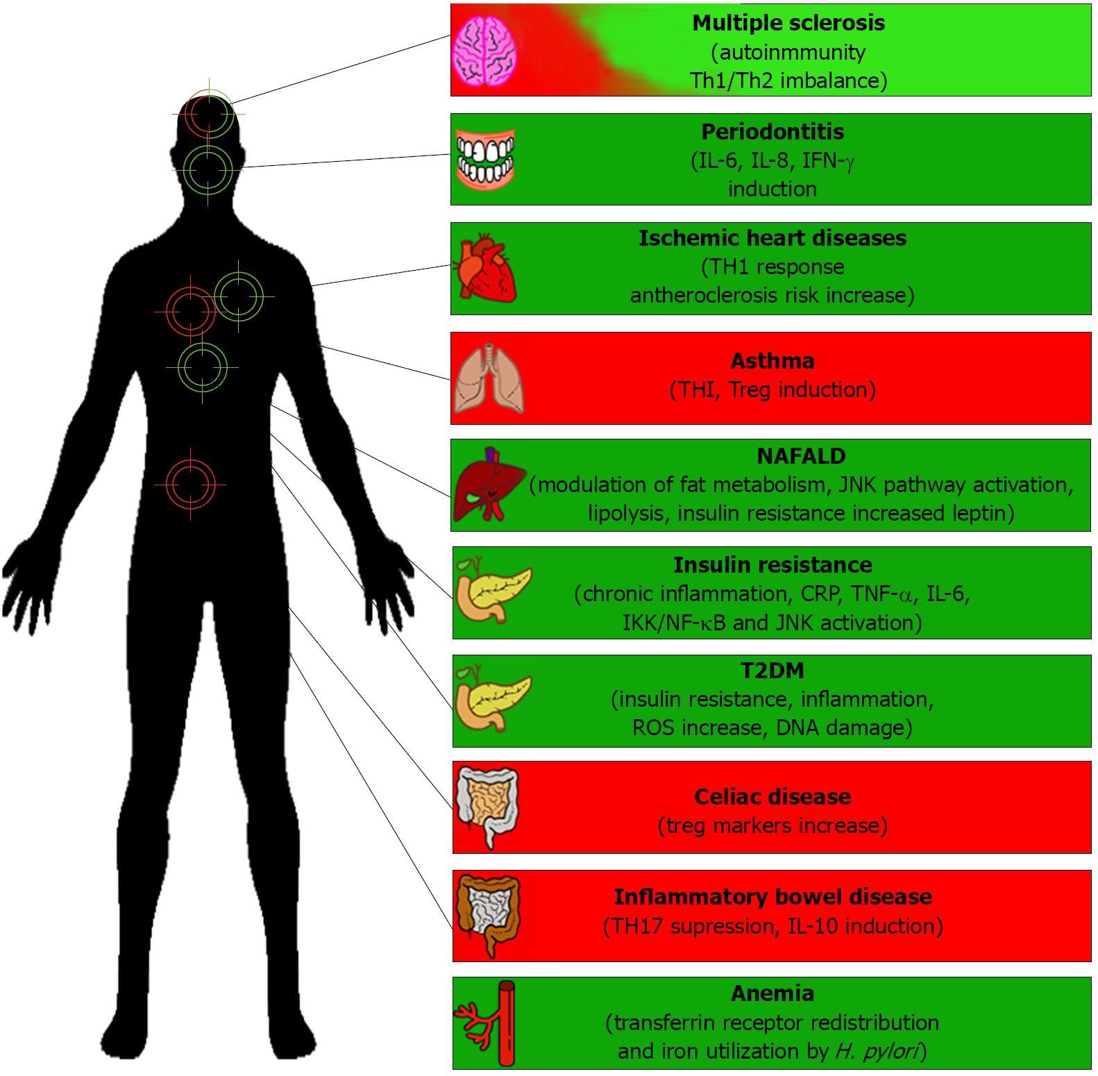 Dysbiosis control