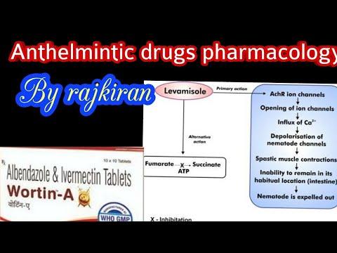 antihelmintic profilactic pentru oameni