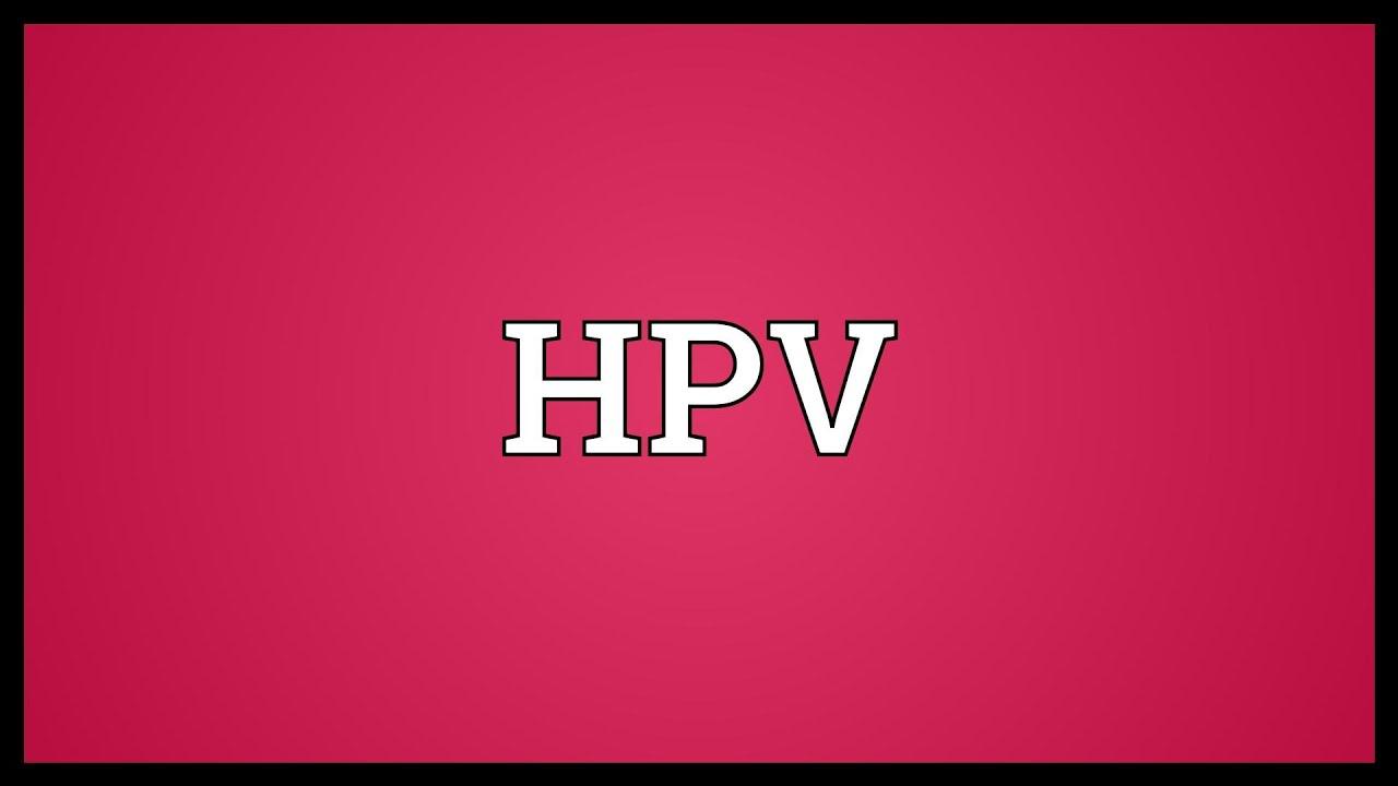 hpv vaccine meaning in urdu