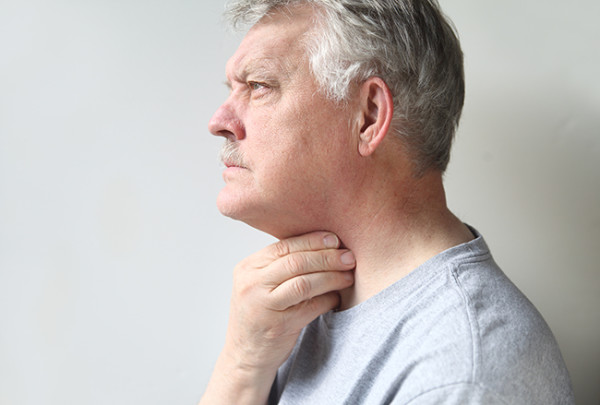 hpv and male throat cancer