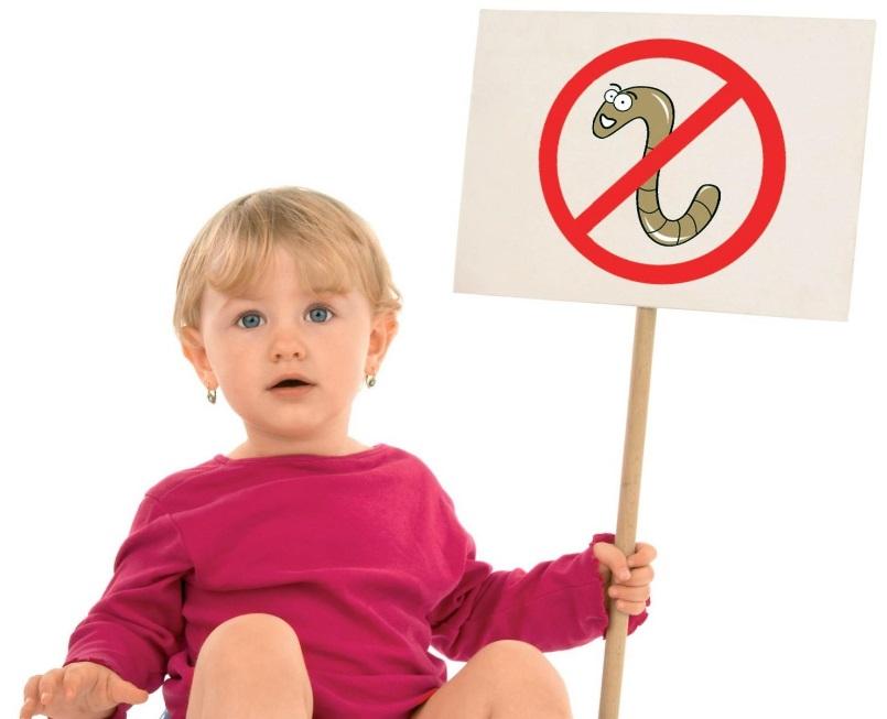 prevenirea helmintiaselor pediatrice)