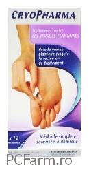 Cryopharma pentru Tratamentul Verucilor Plantare (Negi) - coboramlaprima.ro