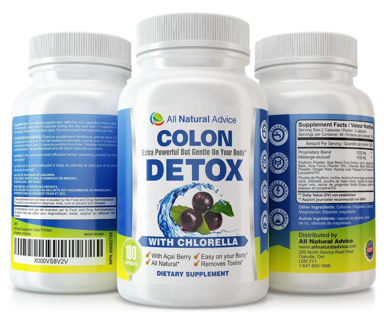 Natură pură detox colon curete recenzii. Detoxifiant intestinal - dieta-daneza.ro
