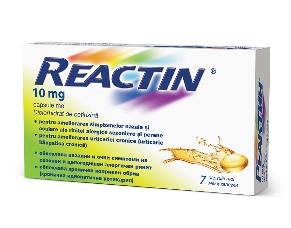 tratament antihistaminic