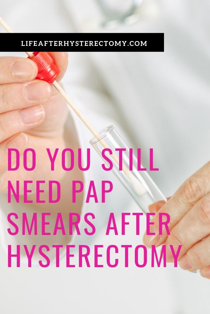 can hpv cause cancer after hysterectomy