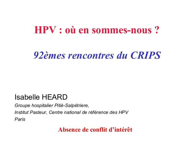 frottis hpv oncogene