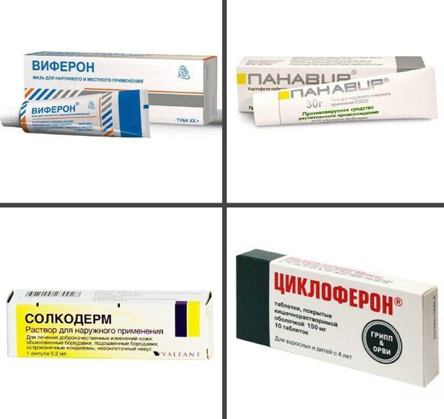 virusul papilomavirusului la femei în ginecologie